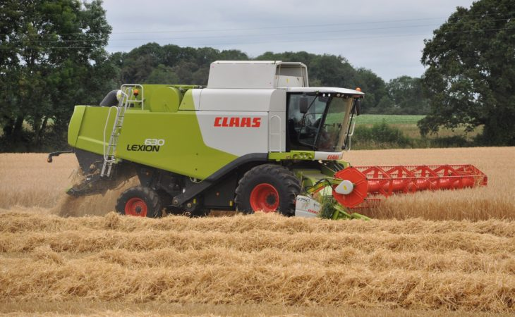 Major accolade for new generation of the Claas family
