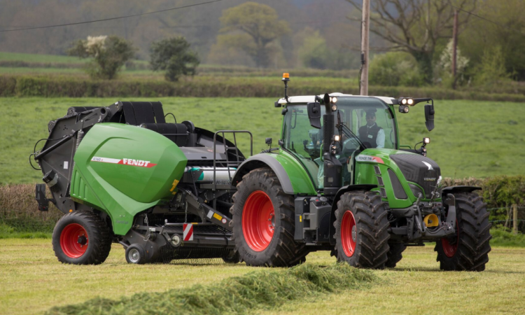 Fendt for silage: Taking Irish conditions in its stride