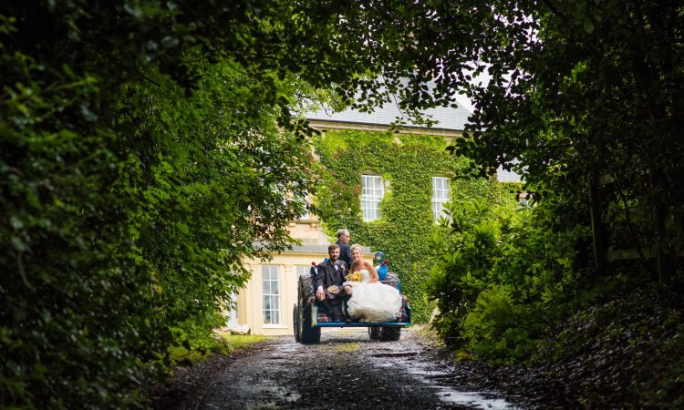 Centuries old Donegal farm is now an idyllic wedding venue