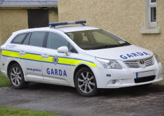 Pics: 3-wheel 'Del Boy' trailer seized by Gardai