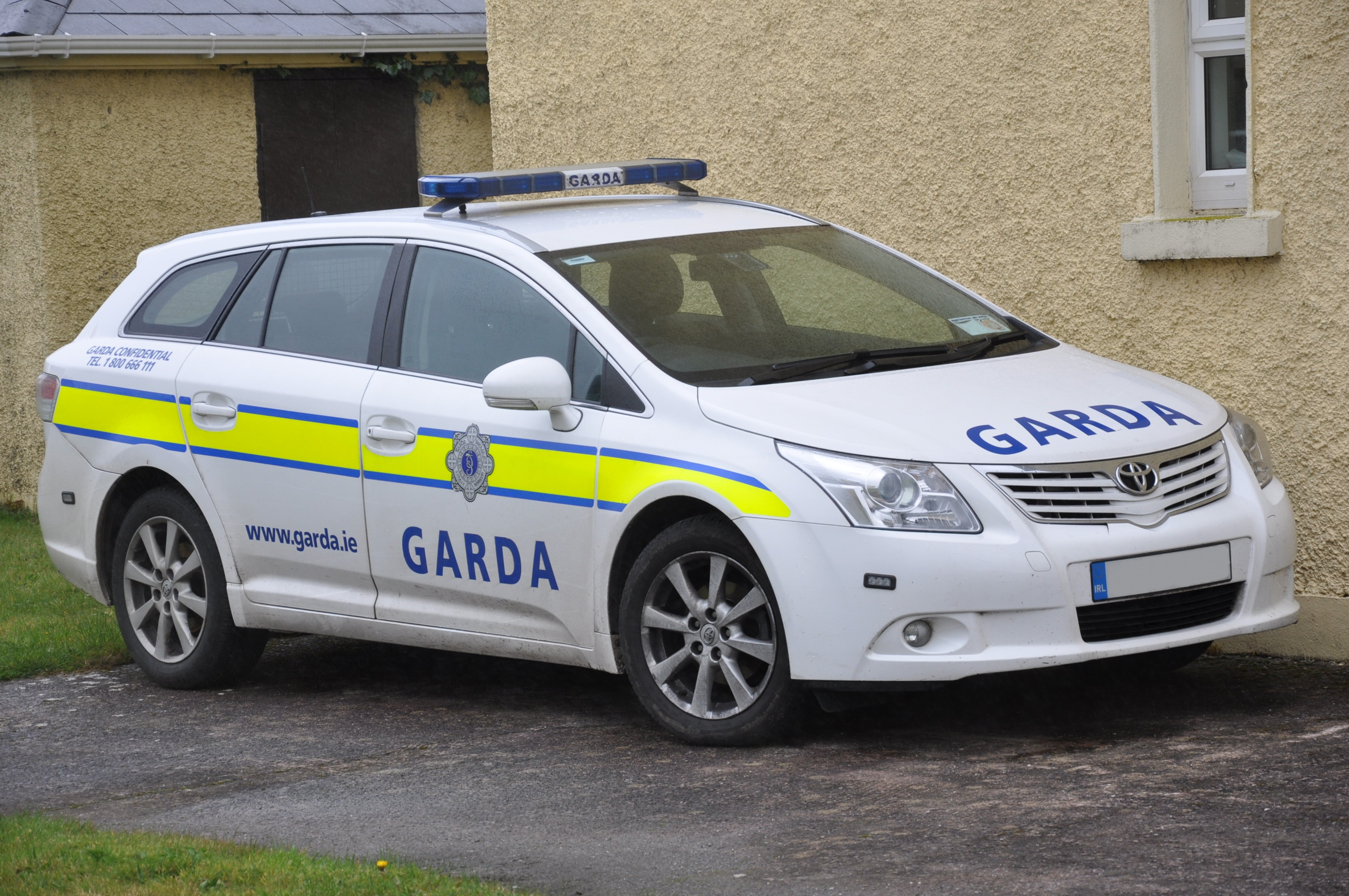 Garda stations 'lost in a black hole' with lack of internet