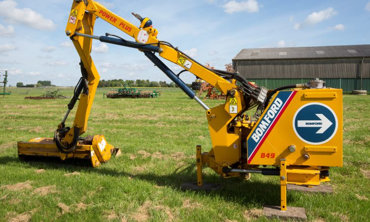 Auction report: Tidy, used machinery changes hands at 'on-site' sale