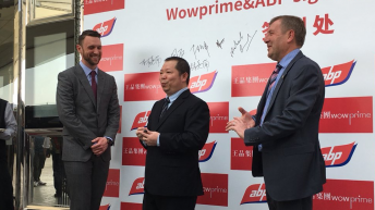 ABP's €50 million 'exclusive' beef contract unveiled in Shanghai