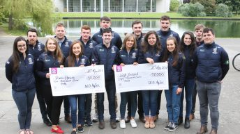 Agri students raise record-breaking €60,000 for chosen charities