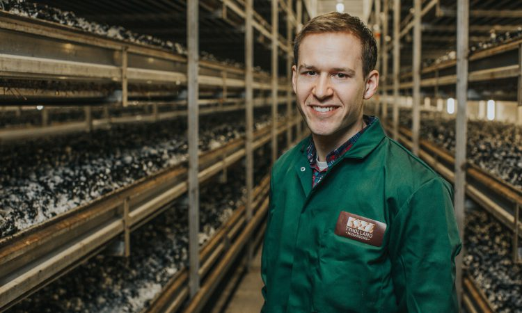 Monaghan farm manager wins best young farmer at supplier awards
