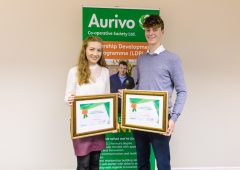 Final call for applications for Aurivo's €2,500 scholarships