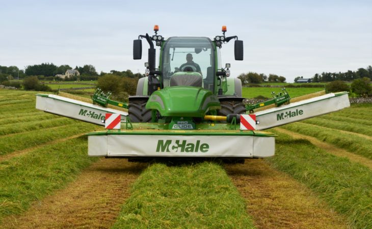 What's new from McHale at Grass & Muck 2018?