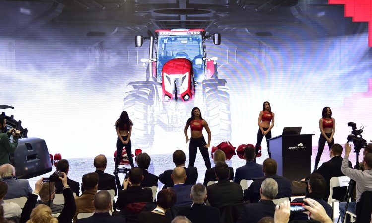 Another new McCormick joins its tractor tally