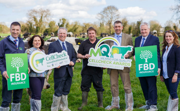 2 new categories added to CellCheck Milking for Quality awards