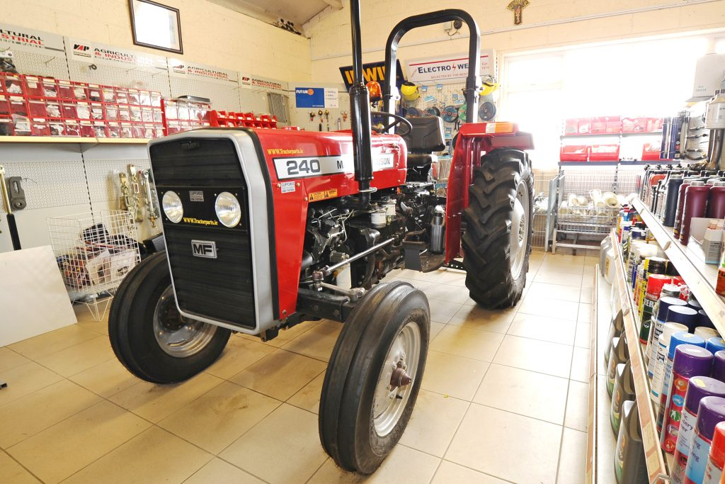 Trade focus: The tractor 'trapped' in Kerry that trades