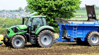 Video: Sights and sounds from Grass & Muck 2018