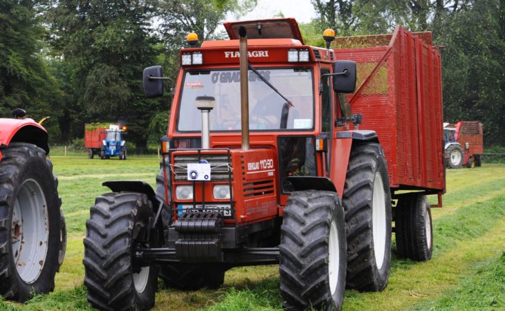The road to 'Tipp': Gearing up for a classic silage 'extravaganza'