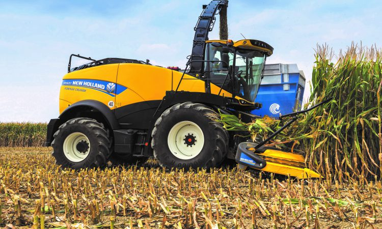 911hp flagship from New Holland prepped for Grass & Muck 2018