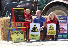Live safety webinar to be held as part of Farm Safety Week