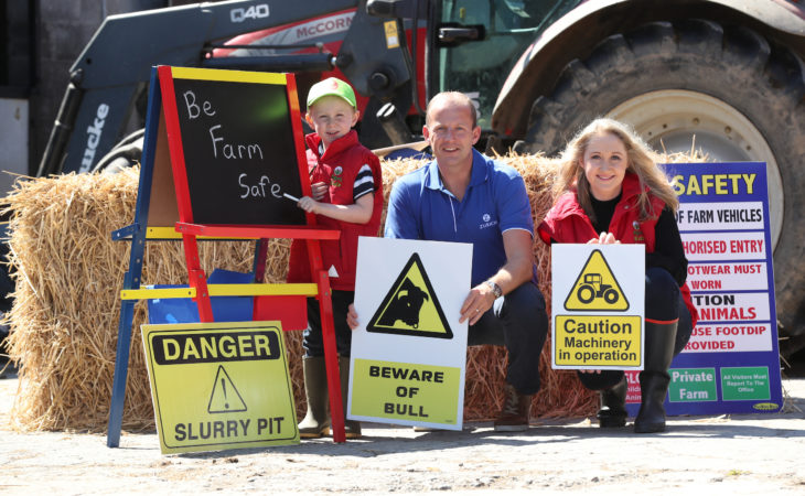 Top tips for child farm safety as summer school holidays loom