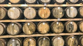 How Ballykeefe Distillery makes whiskey from barley grown on its own farm