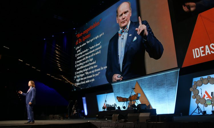 'Visionary leadership' of Dr. Pearse Lyons celebrated in US