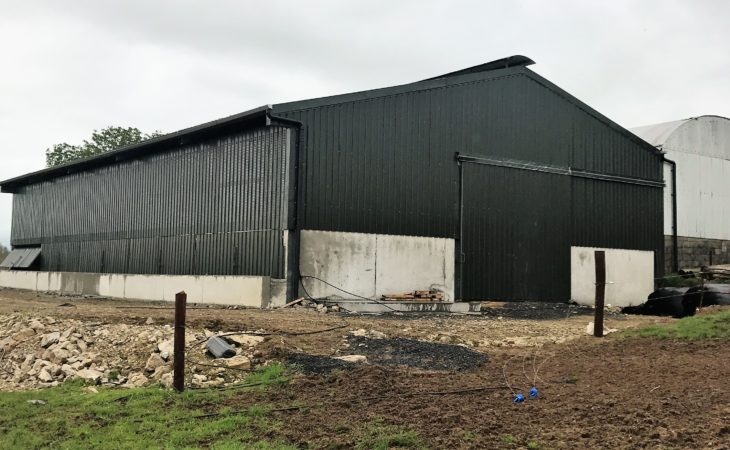 Buildings focus: A simple 5-bay unit with an eye on the future in Co. Tipperary