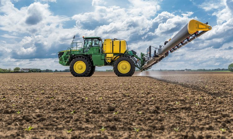 '5 times stronger than steel': Big Deere to debut at 'Cereals'