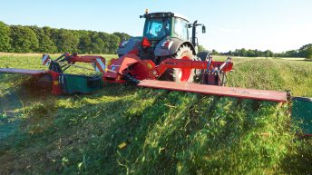 'Uncut strips': See Kverneland's answer at Grass & Muck