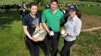 LIC sells one millionth straw offshore this season to Irish farmer