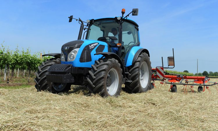 New Landini to make its Irish debut at Grass & Muck