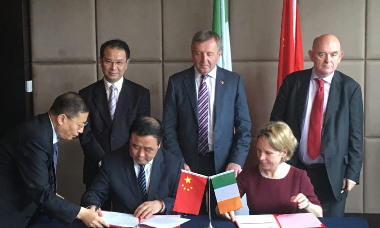 Ireland invited to international import expo in China