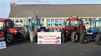 Mayo farmers to hold charity tractor run this weekend