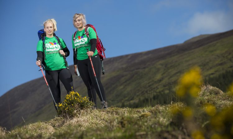 Cork sisters do it for their late dad as they launch 'Climb to Remember'
