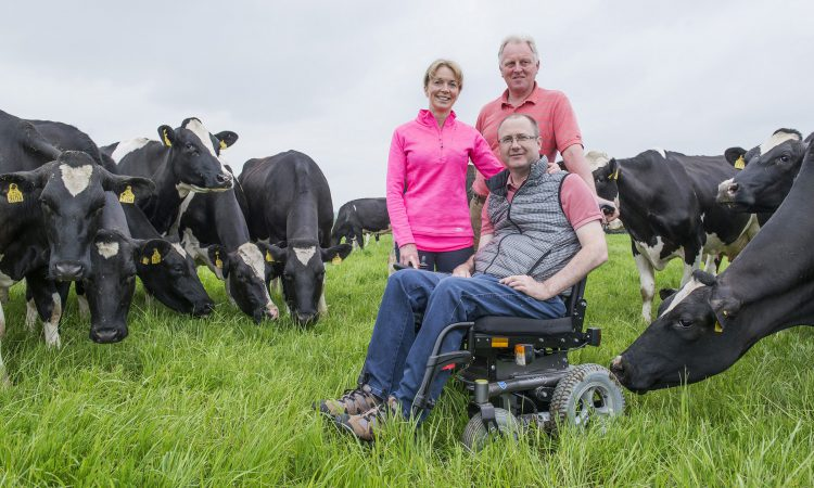 Cork farmer continues family tradition by securing milk quality award