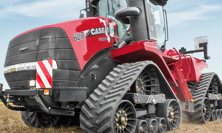 Video: Quadtrac gets busy in the sunny south-east
