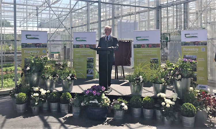 Teagasc's new €2.1 million horticulture research facility officially opened