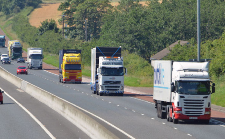 Road Haulage Association 'sceptical' of Operation Brock