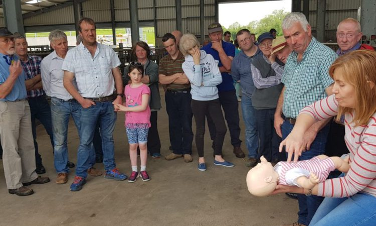 Farm safety awareness event attracts over 200 people