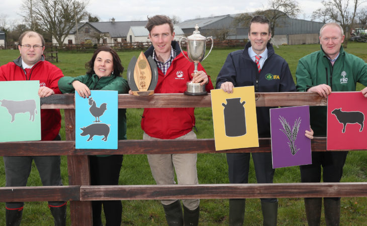 6 finalists for the 2018 FBD Young Farmer of the Year award confirmed