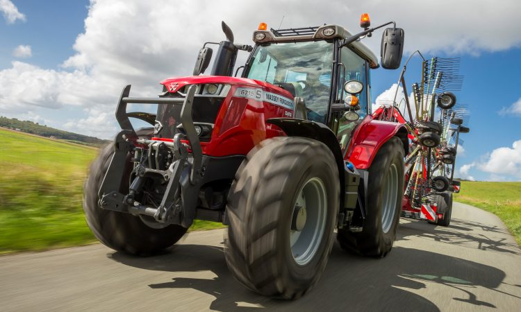 Massey Ferguson to reveal new machines at Grass & Muck 2018