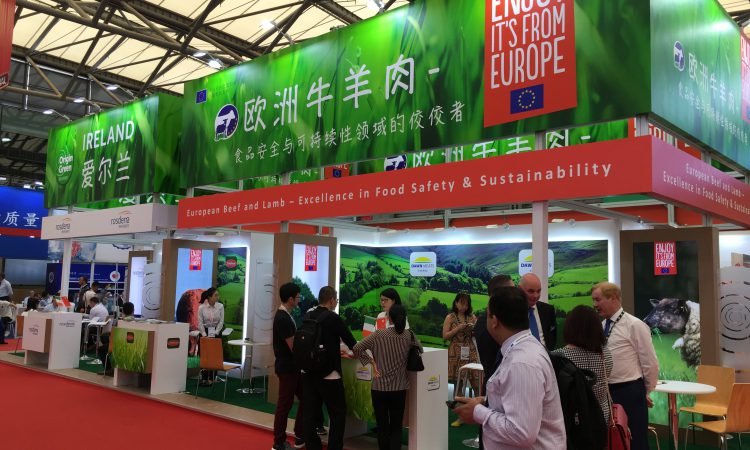 Approval of all meat plants for the Chinese market a priority