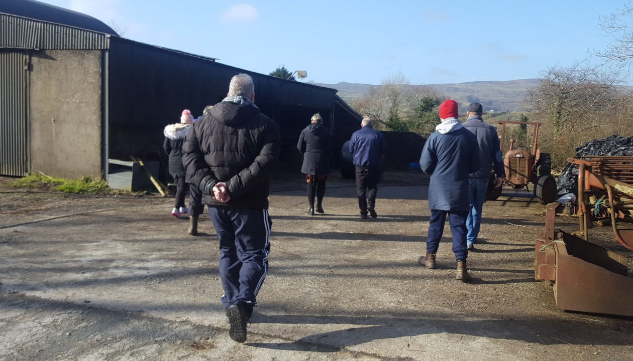 €400,000 in funding earmarked for social farming projects this year