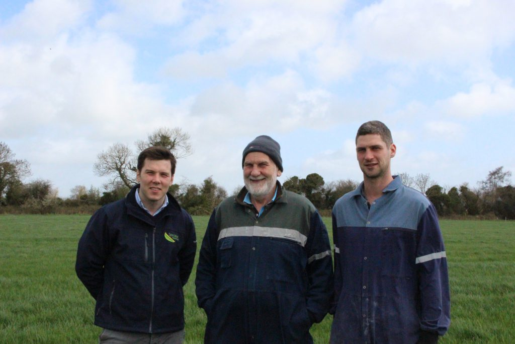 Open day and video: Kildare farmers grow milk yields of pedigree