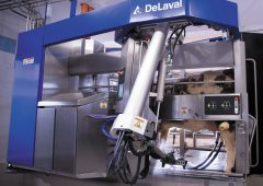 Latest DeLaval voluntary milking system shines on European farms