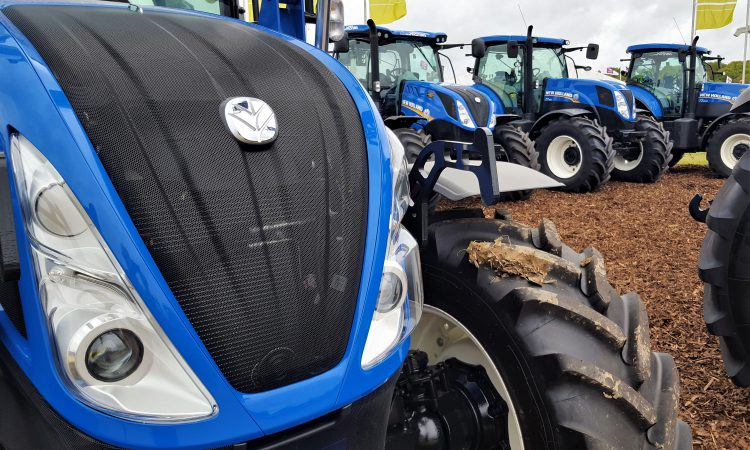 New chief to head up Ireland and UK for New Holland