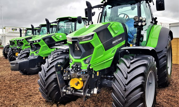 Over 1,000 new tractors sold so far in 2018; who bought the most?