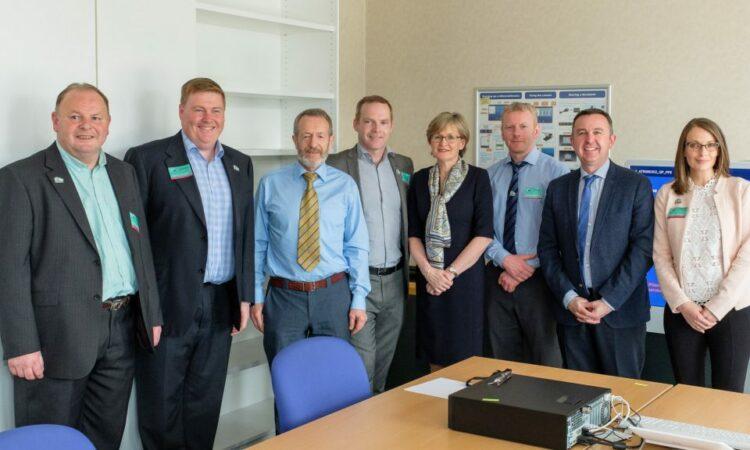 Irish Men's Sheds Association wins prestigious EU award