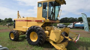 See how much this 'classic' New Holland 1905 sold for
