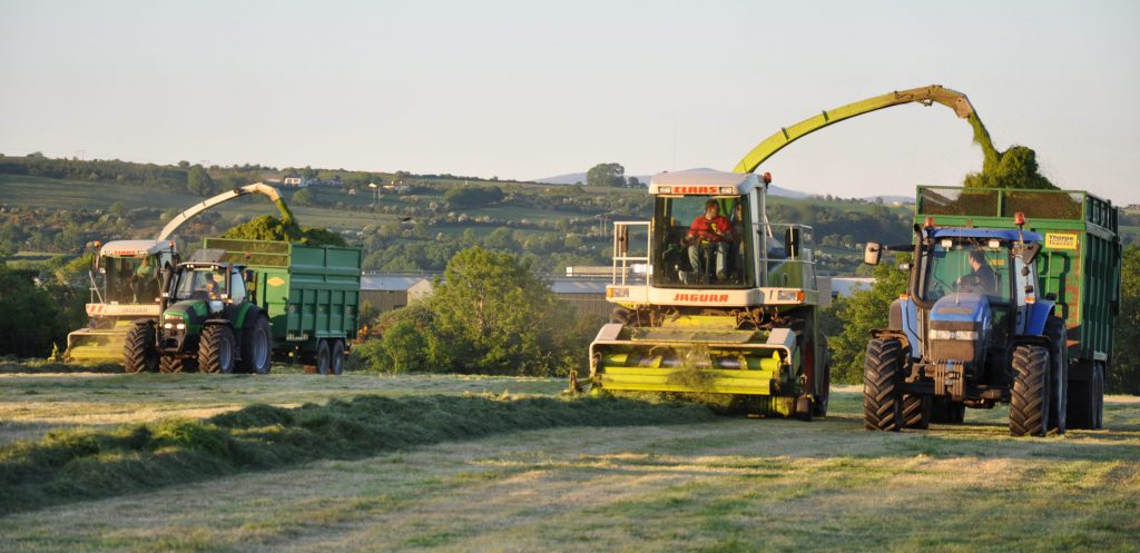 Silage, Claas