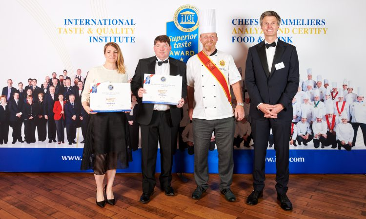 Irish firm scoops 10 accolades at prestigious international food awards