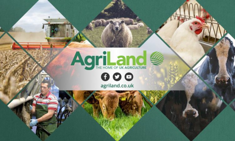AgriLand launches into the UK