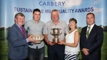 Carbery Quality Milk Award 2018 goes to Bandon