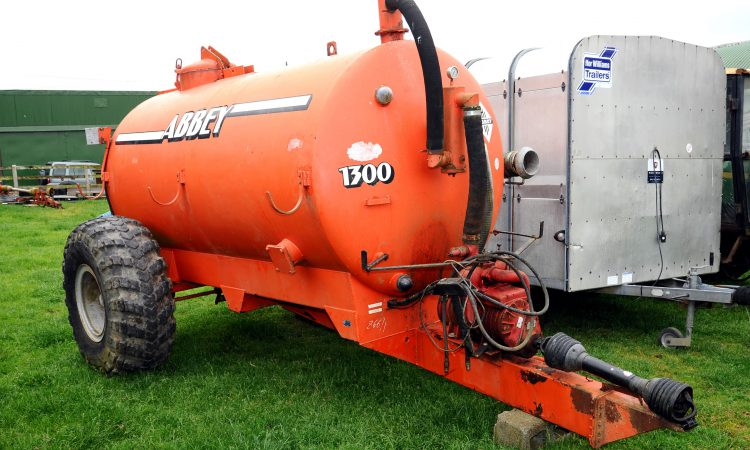 Auction report: Mix of machinery under the hammer in Co. Carlow
