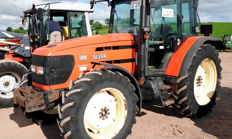 Auction report: Bagging a bargain at Tyrone tractor sale?